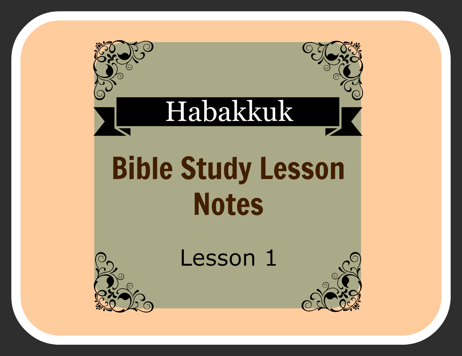 The Book of Habakkuk - lds.org